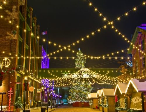 The Toronto Christmas Market – A Treat for the Whole Family