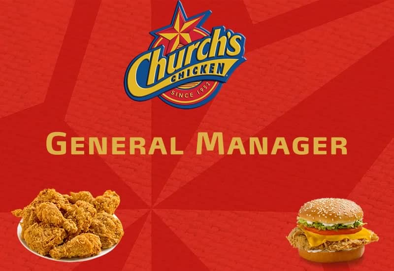 Church's Chicken General Manager