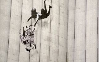 Banksy Art in Toronto