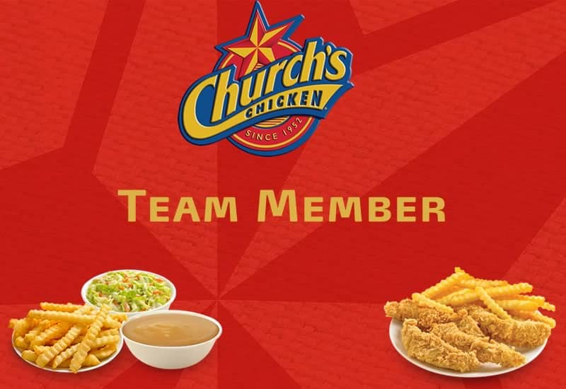 Church's Chicken Job Performance for All positions
