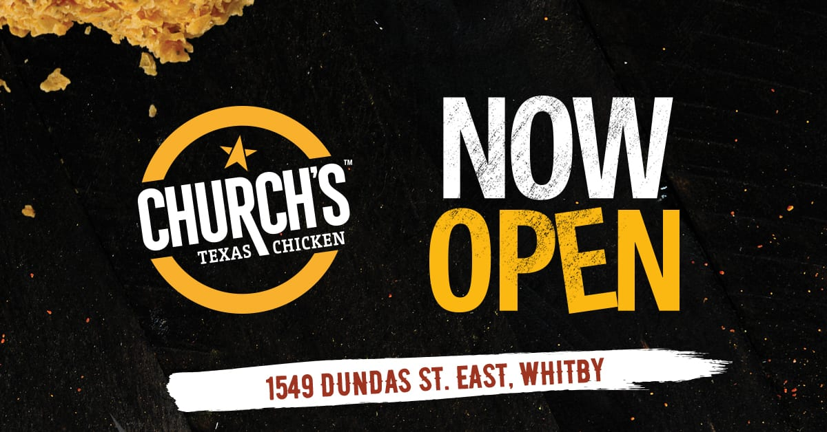 Opening Soon - 1549 Dundas St East Whitby