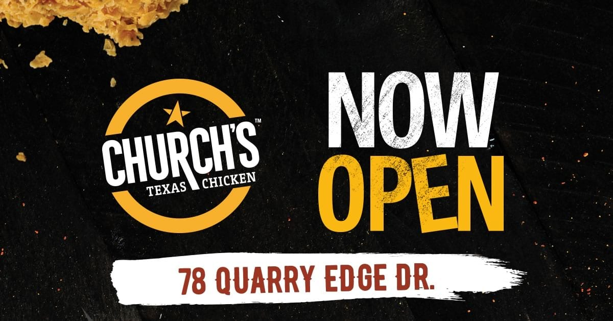 Now Open, 78 quarry Edge Drive