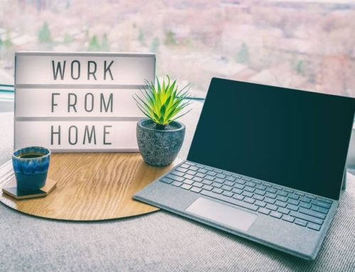 Working and Learning from Home During the COVID-19 Crisis