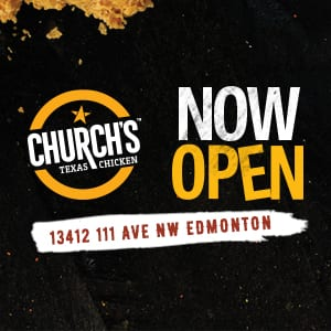 NOW OPEN EDMONTON 2